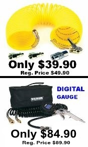 Add A Viair Tire Fill Hose Kit and Save